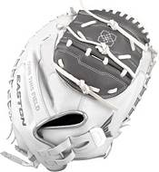 """Easton 34"""" Jen Schroeder Signature Professional Collection Fastpitch Catcher's Mitt 2021 product image"""