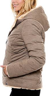 Be Bounless Hooded Jacket Reversible To Faux Fur product image