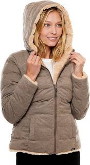 Be Boundless Hooded Jacket Reversible To Faux Fur product image