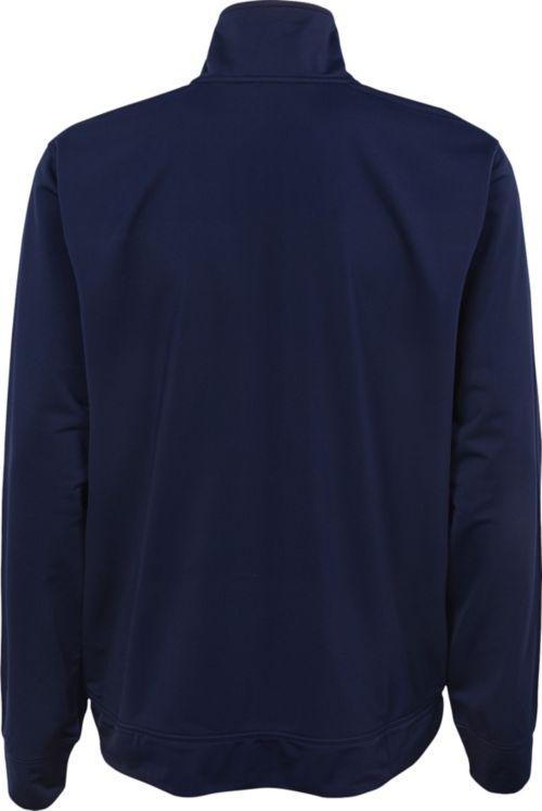 5319b45456a Outerstuff Men s USA Soccer Navy Track Jacket