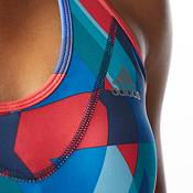 adidas Women's techfit Molded Cup Printed Sports Bra product image