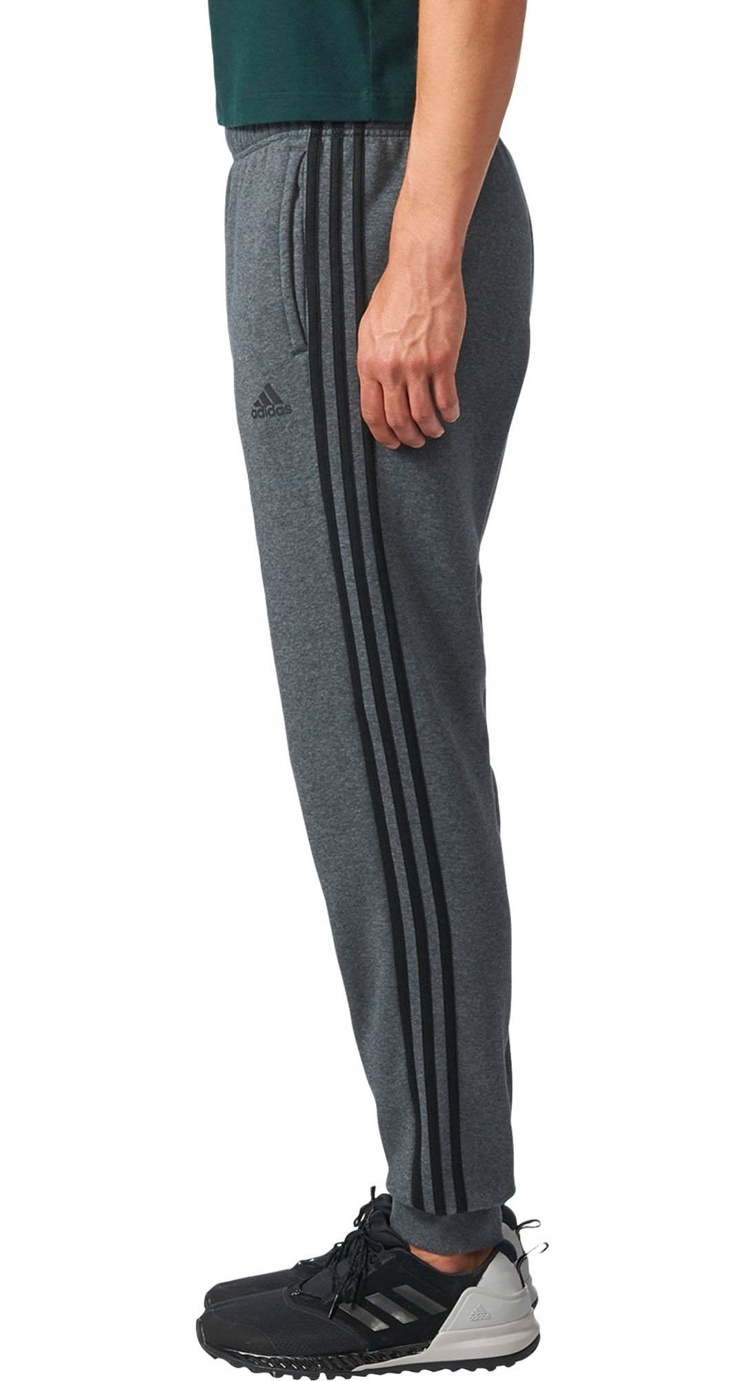 1aeb8f682 adidas Men's Essentials 3-Stripes Jogger Pants. noImageFound. Previous. 1.  2. 3