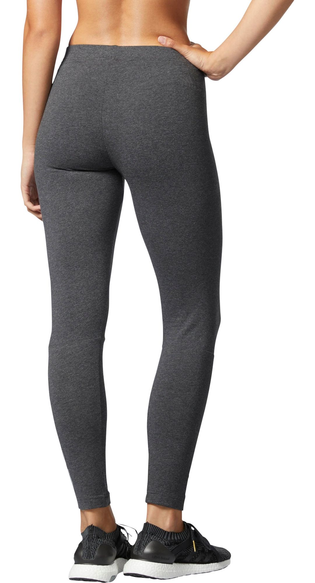 0f0f7196652 adidas Women's Essentials Linear Tights | DICK'S Sporting Goods