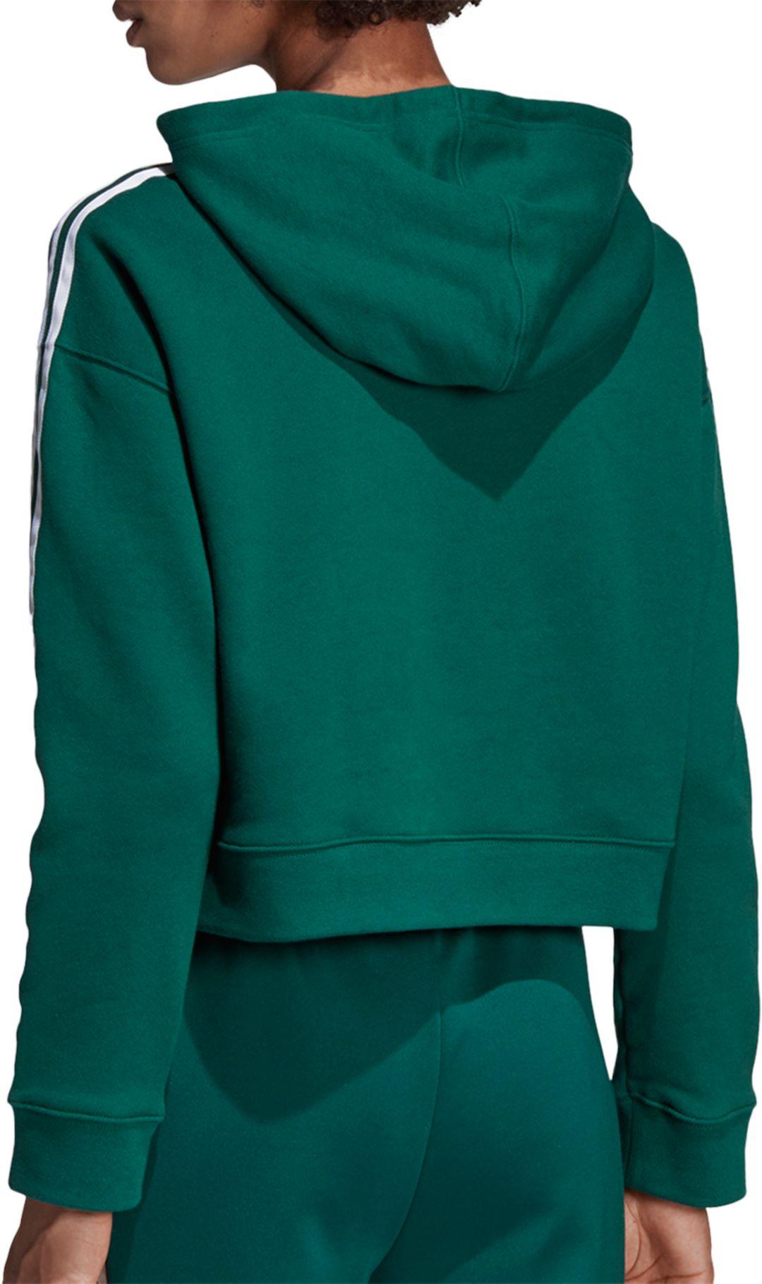 22f39994 adidas Originals Women's Cropped Hoodie