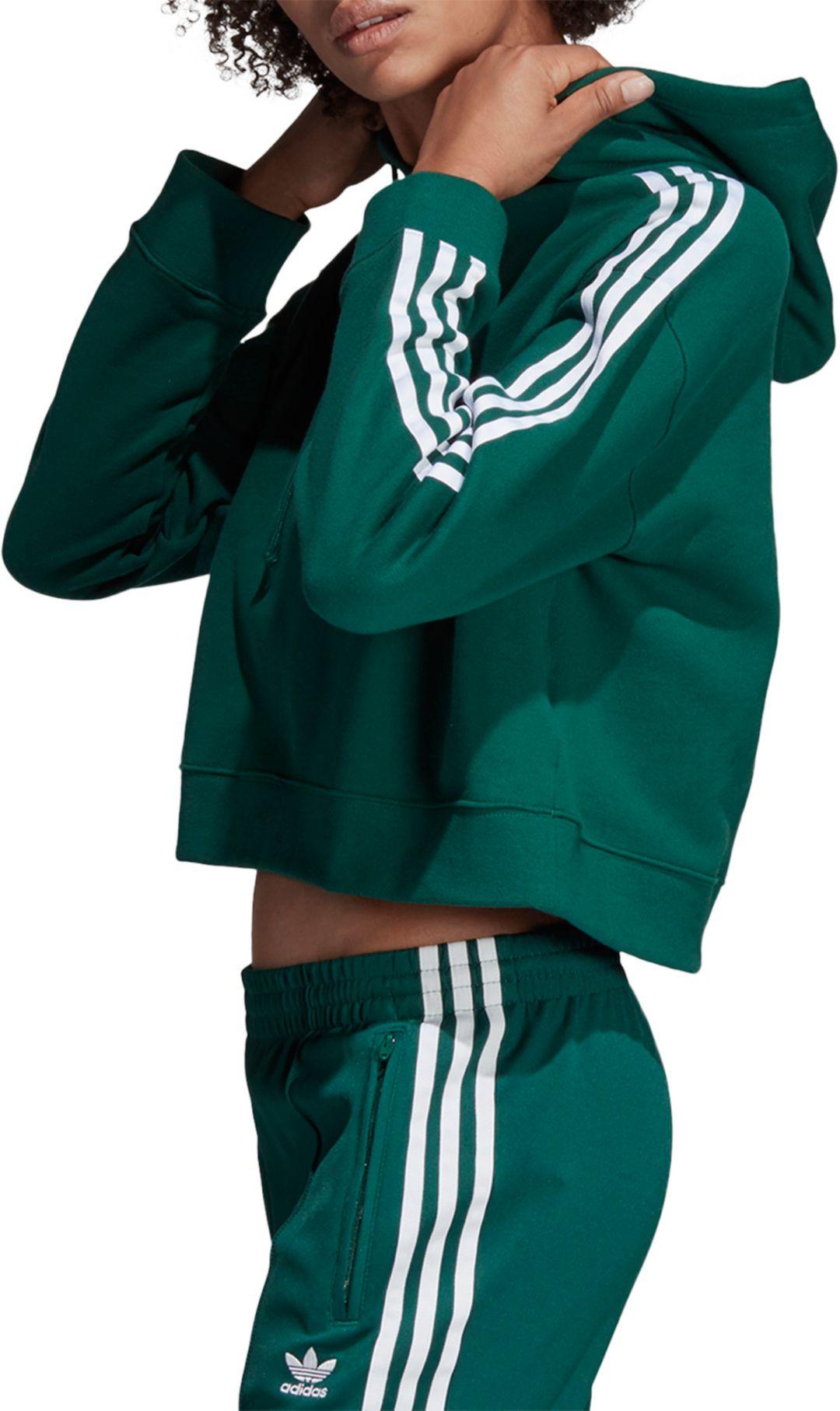 c9c90c35aa52 adidas Originals Women's Cropped Hoodie