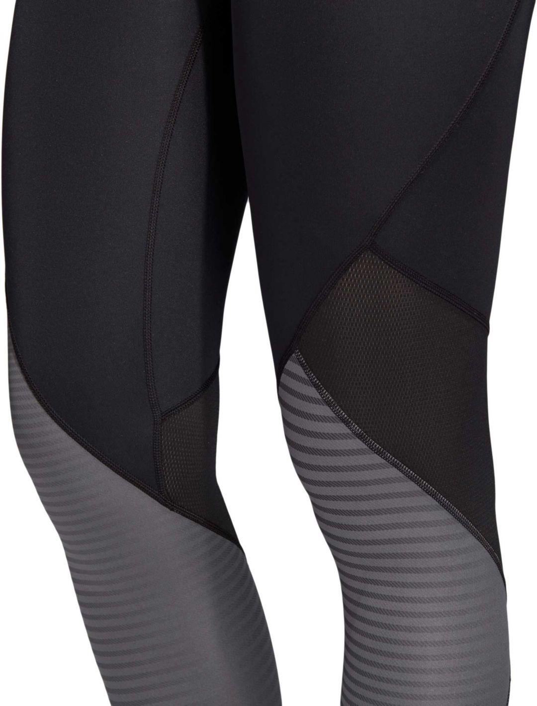 e94c5fa7aba adidas Women s Alphaskin Sport Long Printed Tights 2