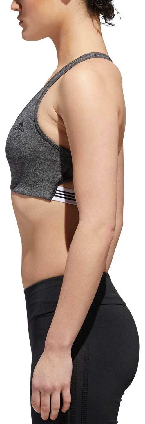 851ea63884d7d adidas Women s On Lock 3-Stripe Sports Bra. noImageFound. Previous. 1. 2. 3
