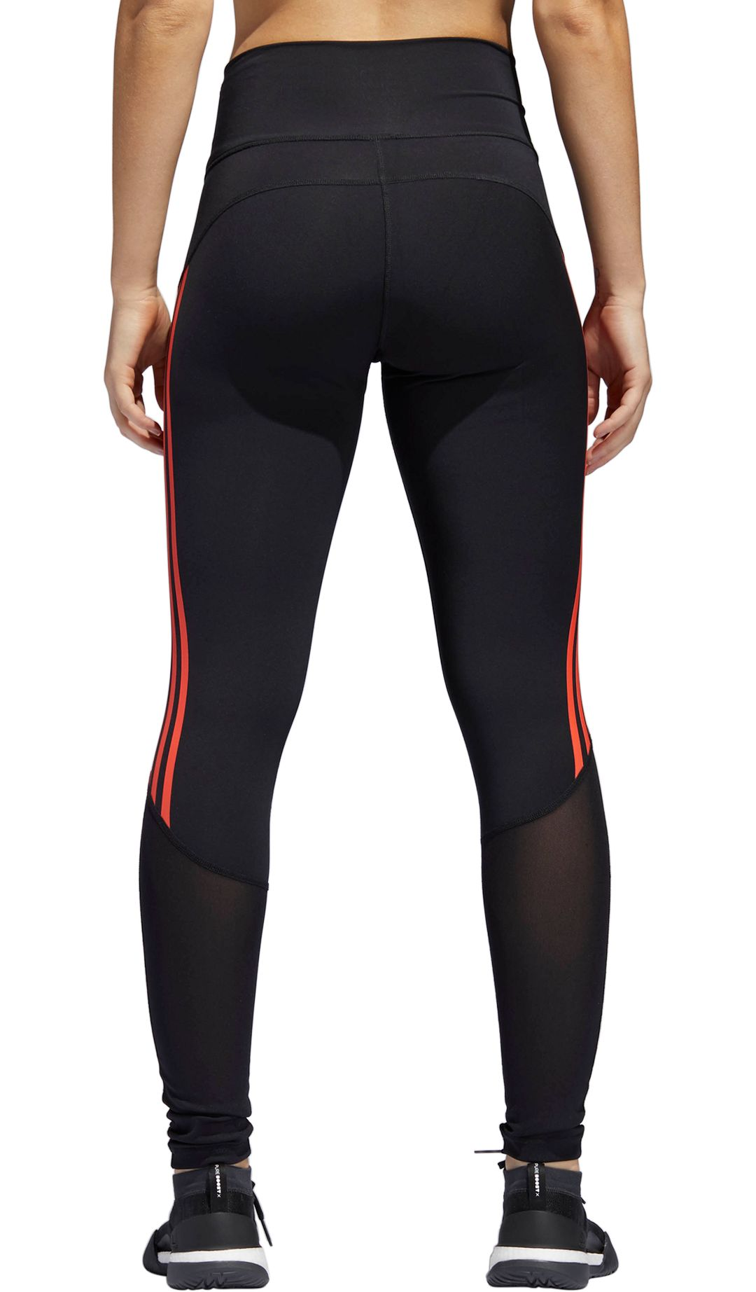 a0da217891e279 adidas Women's Believe This 3-Stripe 7/8 Training Tights | DICK'S ...