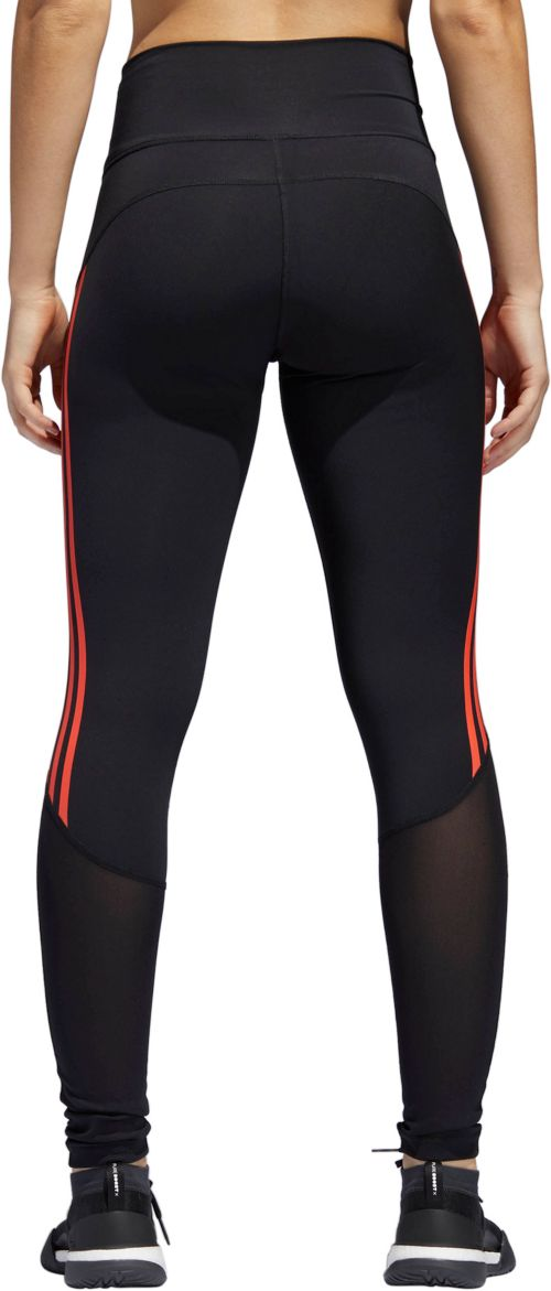 b6d9d961abd8 adidas Women s Believe This 3-Stripe 7 8 Training Tights