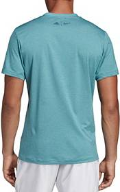 adidas Men's Parley Striped Tennis T-Shirt product image