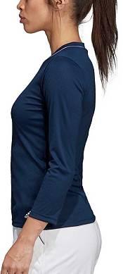 adidas Women's Club UV Protect ¾ Sleeve Tennis Shirt product image
