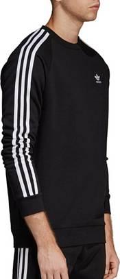 adidas Originals Men's 3-Stripes Crewneck Sweatshirt product image