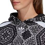 adidas Originals Women's Printed Cropped Hoodie product image