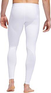 adidas Men's Alphaskin Sport 3-Stripes Tights product image