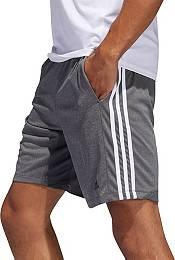 adidas Men's 4KRFT Sport Heather 3-Stripe Shorts product image