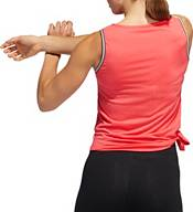 adidas Women's Cropped Tie Tank Top product image