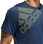 adidas Men's FreeLift Badge Of Sport Graphic T-Shirt product image