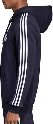 adidas Men's Essentials 3-Stripes  Pullover Hoodie product image