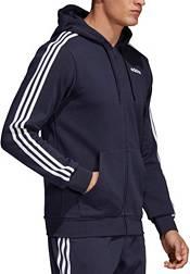 adidas Men's Essentials 3-Stripes Full Zip Hoodie product image