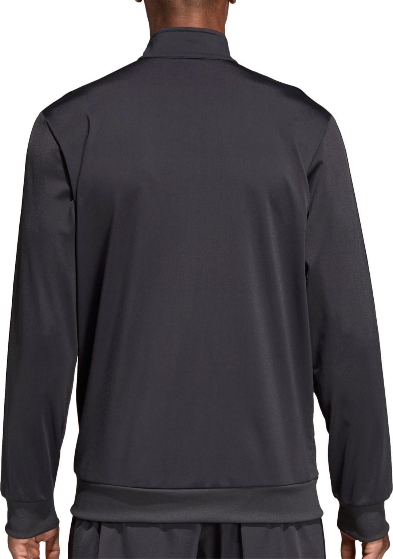 9c877f016575 adidas Men's Essentials 3-Stripes Tricot Track Jacket