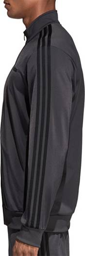adidas Men's Essentials 3-Stripes Tricot Track Jacket product image