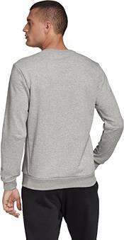 adidas Men's Athletics Must Haves Badge of Sport Crew Sweatshirt product image