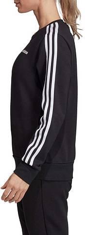 adidas Women's Essentials 3-Stripes Crew Neck Sweatshirt product image