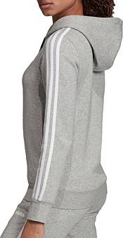 adidas Women's Essentials 3-Stripes Hoodie product image