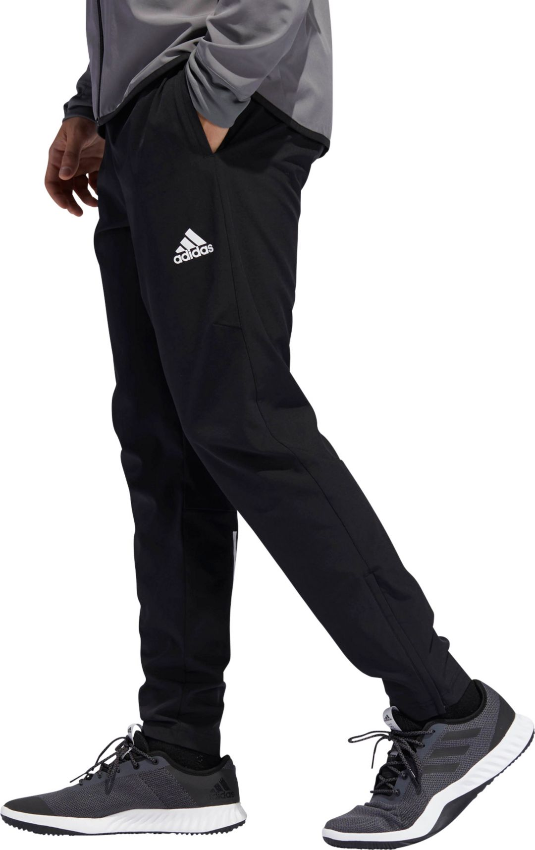 b9a29431ef adidas Men's Axis Woven Wind Pants