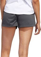 adidas Women's 3-Stripes Knit Shorts product image