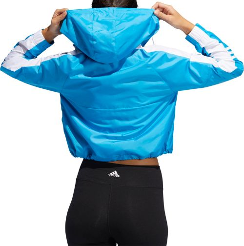 6ef91707d550a adidas Women's ID Wind Half Zip Jacket | DICK'S Sporting Goods