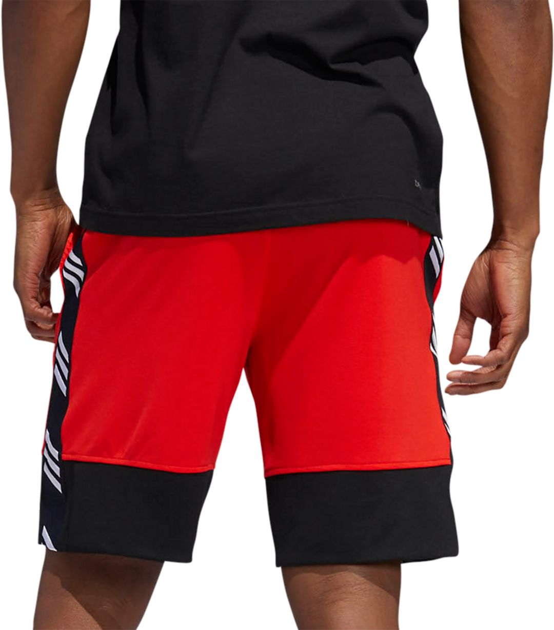 5d91d4218b adidas Pro Madness Basketball Shorts | DICK'S Sporting Goods