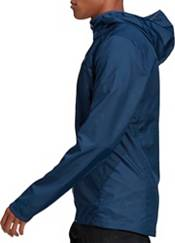Adidas Men's On the Run Hooded Wind Jacket product image