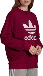 adidas Women's Originals Trefoil Crew Neck Sweatshirt product image