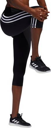 adidas Women's Believe This Three Stripe 3/4 Tights product image