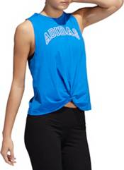 adidas Women's Knotted Graphic Tank Top product image