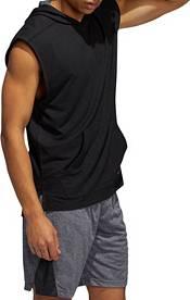 adidas Men's Urban Global Sleeveless Hooded T-Shirt product image
