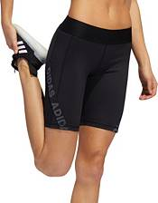 adidas Women's Alphaskin Tape 8'' Shorts product image