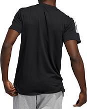 adidas Men's Badge of Sport 3-Stripes T-Shirt product image