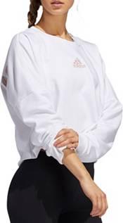 adidas Women's Tye Dye Crewneck Sweatshirt product image