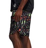 adidas Men's Harden Swagger Basketball Shorts product image