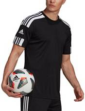 adidas Men's Squadra 21 Primegreen Short Sleeve Soccer Jersey product image