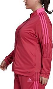 adidas Women's Plus Size Tiro 21 Track Jacket product image