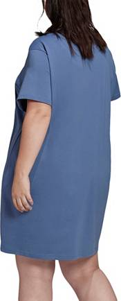 adidas Women's Plus Size Essentials Logo Dress product image