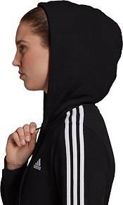 adidas Women's Essentials Fleece 3-Stripes Full Zip Jacket product image