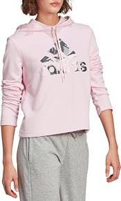 adidas Women's Essentials Camouflage Logo Hoodie product image