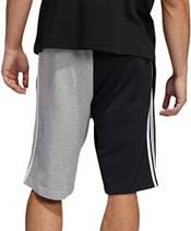 adidas Originals Men's Blocked 3-Stripes Sweat Shorts product image