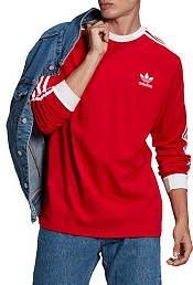 adidas Men's 3-Stripes Long Sleeve Shirt product image