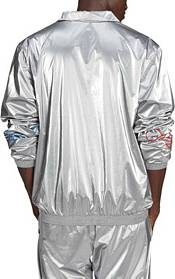 adidas Men's Tricolor Silver Track Top product image
