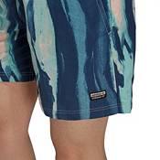 adidas Originals Boys' R.Y.V. Graphic Woven Swim Shorts product image